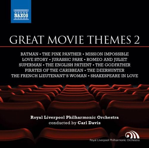 Great Moive Themes Great Movie Themes Vol. 2 Davis Royal Liverpool Po