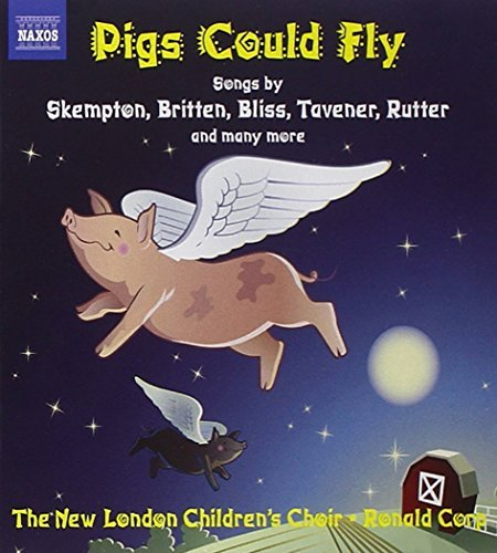 Corp Wells New London Children Pigs Could Fly Corp Wells New London Children