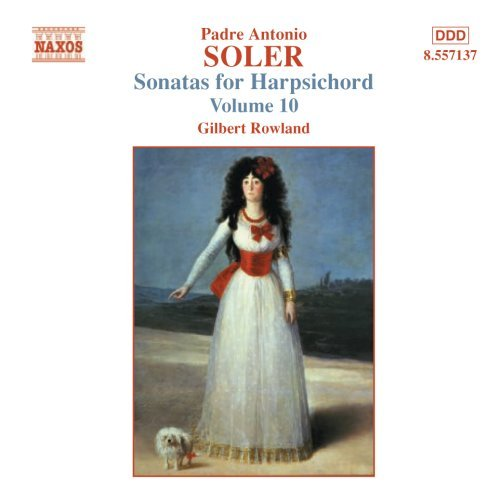 A. Soler Sonatas For Harpsichord Vol. 1