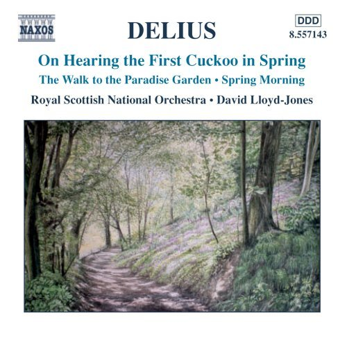 F. Delius On Hearing The First Cuckoo Lloyd Jones Royal Scottish No