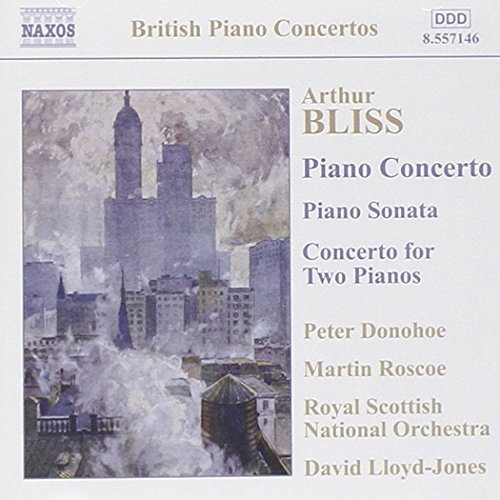 A. Bliss Con Pno Donohoe*peter (pno) Lloyd Jones Royal Scottish No