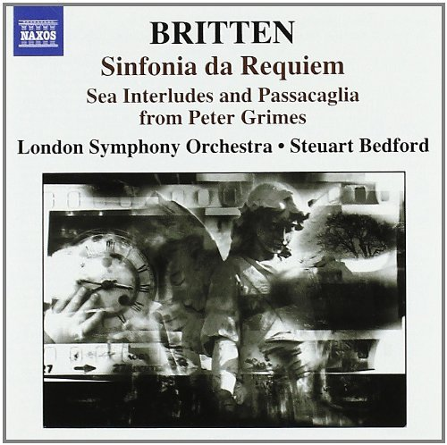 B. Britten Sinfonia Da Requiem Bedford London So