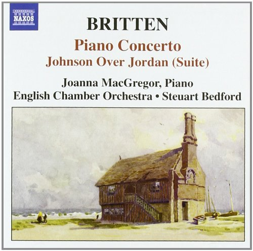 B. Britten Britten Piano Concerto Macgregor(pno) Bedford London So