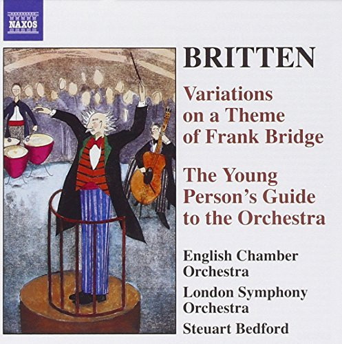B. Britten Bridge Vartns Young Persons Gd Bedford English Co & London So