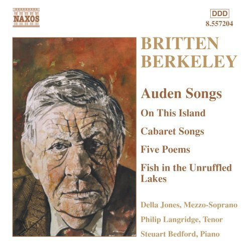 Berkeley Britten Auden Songs Jones Langridge Bedford