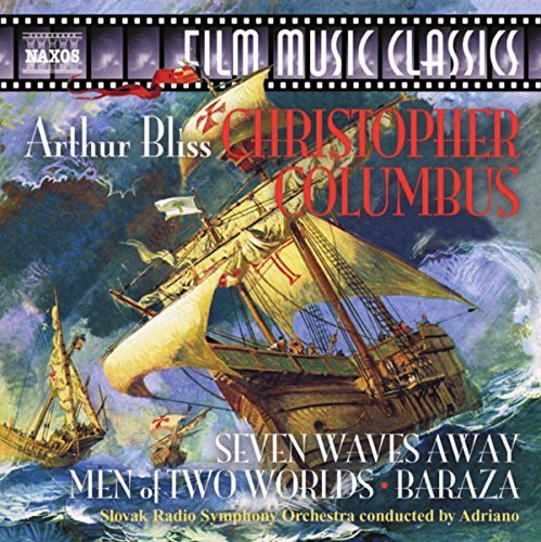 A. Bliss Christopher Columbus Seven Wav Adriano Slovak Radio So