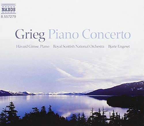 E. Grieg Con Pno Gimse*havard (pno) Engeset Royal Scottish Natl Or