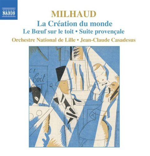 D. Milhaud Creation Du Monde Makuuchi(sop) Vidal(ten) Creation Du Monde