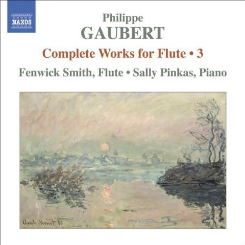 P. Gaubert Complete Music For Flute 3