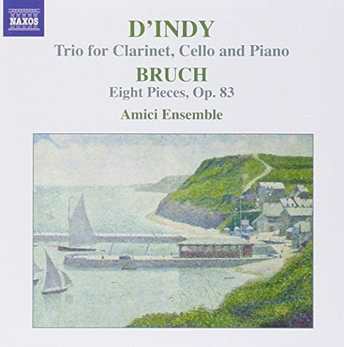 D'indy Bruch Eight Pieces Op.83 Valepenas Hetherington Parr