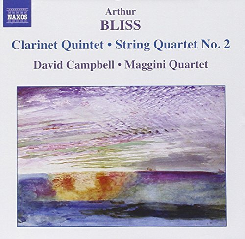 A. Bliss Clarinet Qnt String Qrt No 2 Campbell*david (clar) Maggini Qt