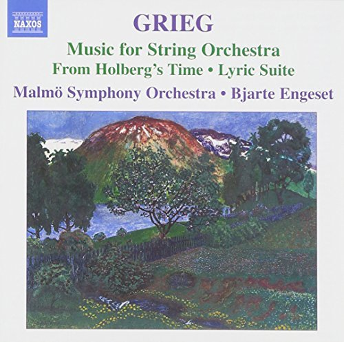E. Grieg Music For String Orchestra