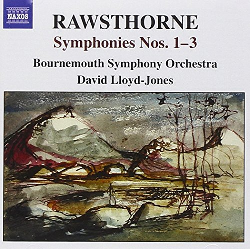 A. Rawsthorne Sym 1 3 Lloyd Jones Bournemouth So