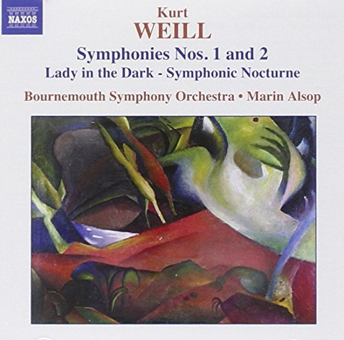 K. Weill Sym 1 2 Bournemouth So