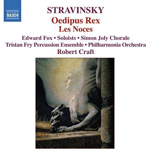 I. Stravinsky Oedipus Rex & Les Noces Various Craft Various