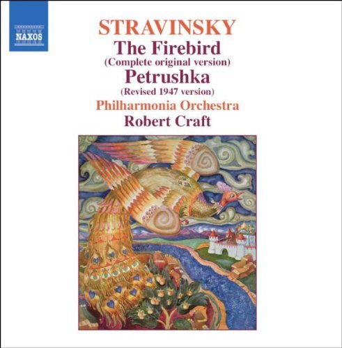 I. Stravinsky Firebird Urtext Pet Craft Phil Orch