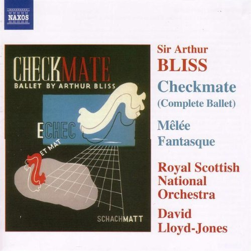 A. Bliss Checkmate Lloyd Jones Royal Scottish Nat