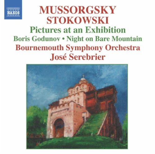 Mussorgsky Stokowski Pictures At An Exhibition Serebrier Bournemouth So
