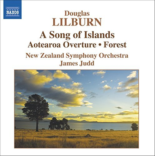 D. Lilburn Orchestral Works Judd New Zealand So