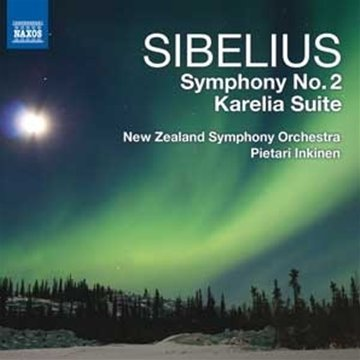 J. Sibelius Symphony No. 2 Karelia Suite New Zealand So