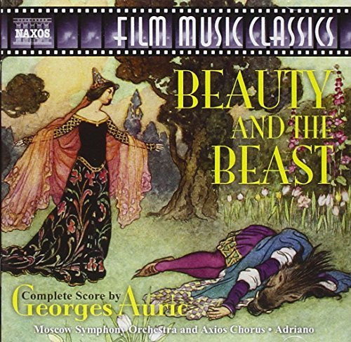 Georges Auric Beauty & The Beast Music By Georges Auric