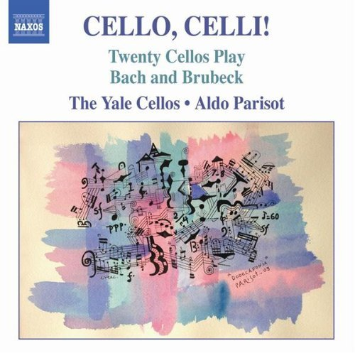 Brubeck Bach Cello Celli! Parisot Yale Cellos