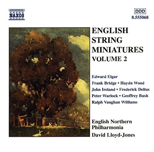 English String Miniatures English String Miniatures Vol. Lloyd Jones English Northern P