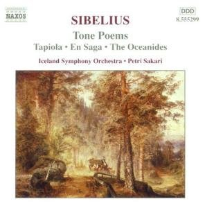 J. Sibelius Tone Poems Pohjola's Daughter Sakari Iceland So