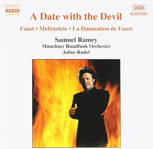 Samuel Ramey Date With The Devil Ramey (b Bar) Rudel Munchner Rundfunk Orch