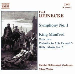 C. Reinecke Sym 1 King Manfred Alfred Rhenish Po