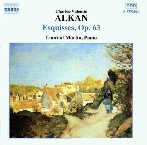 C. Alkan Esquisses Op. 63 Martin*laurent (pno)