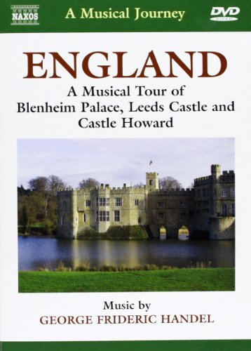 George Frideric Handel England Musical Tour Of Blenh Various