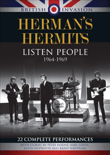 Herman's Hermits Listen People 1964 69 Nr