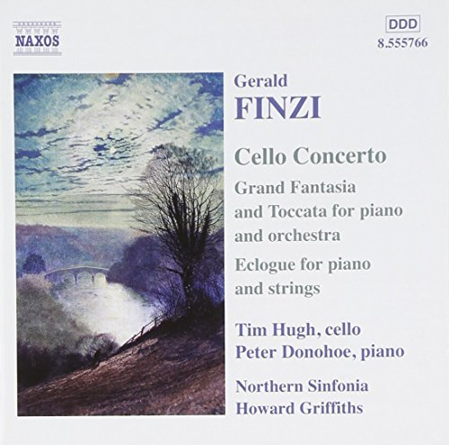 G. Finzi Cello Concerto Hugh (vc) Donohoe (pno) Griffiths Northern Sinf
