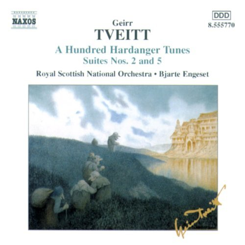 G. Tveitt Hundred Hardanger Times Op. 15 Engeset Royal Scottish Natl Or