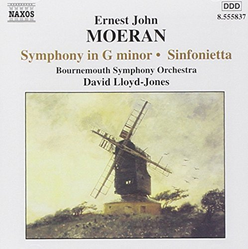 E.J. Moeran Sym (gm) Sinfonietta Lloyd Jones Bournemouth So