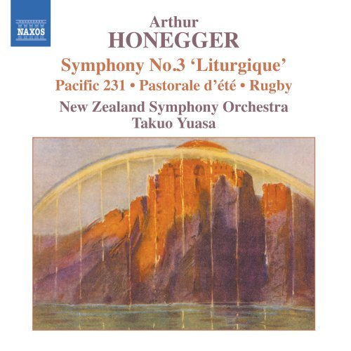 A. Honegger Sym 3 Yuasa New Zealand So