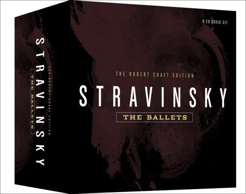 I. Stravinsky Ballets Robert Craft Edition Craft Philharmonia Orchestra L
