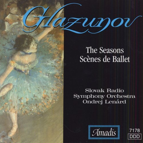 A. Glazunov Seasons
