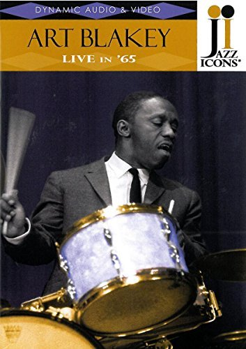 Art Blakey Jazz Icons Live In 1965 Jazz Icons