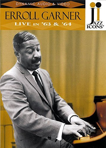 Erroll Garner Jazz Icons Live In 1963 & 196 Jazz Icons