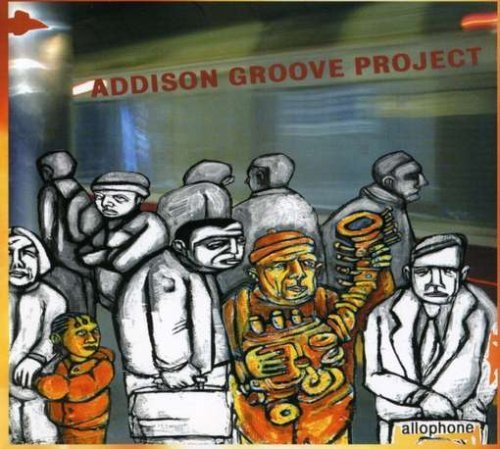 Addison Groove Project Allophone