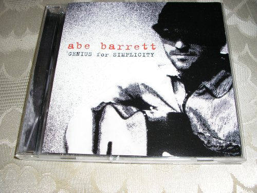 Abe Barrett Genius For Simplicity