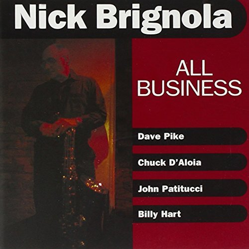 Nick Brignola All Business
