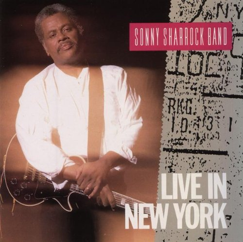 Sonny Sharrock Live In New York