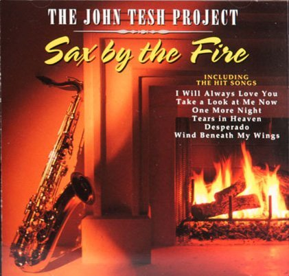John Tesh Sax By The Fire