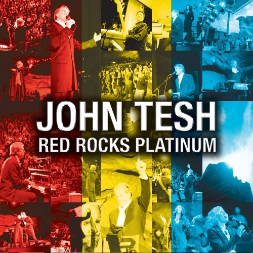 John Tesh Red Rocks Platinum 2 CD Set Incl. Bonus DVD