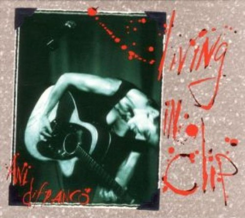 Ani Difranco Living In Clip 2 CD Set