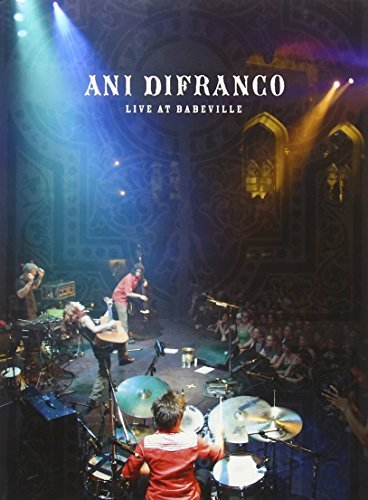 Ani Difranco Live At Babeville