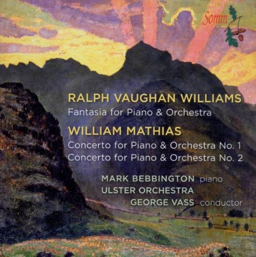 R. Vaughan Williams Fantasia For Piano & Orchest Bebbington*mark (pno) Ulster